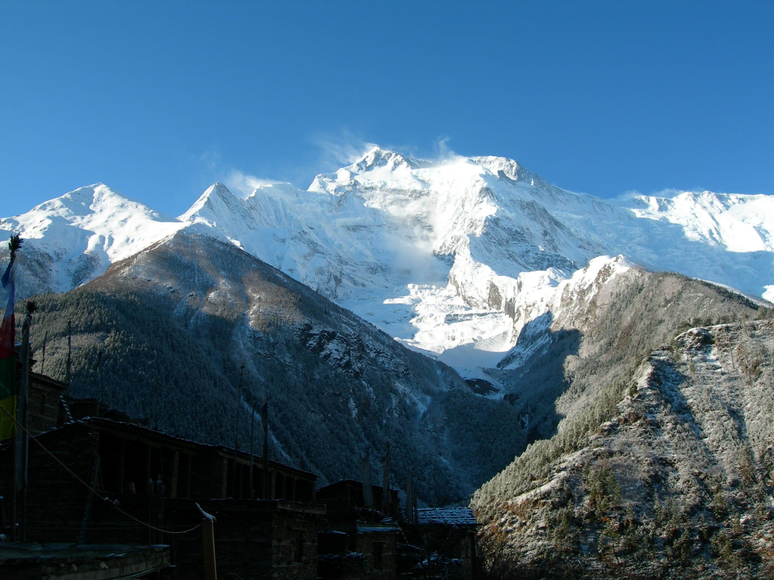 Nepal, Annapurna circuit