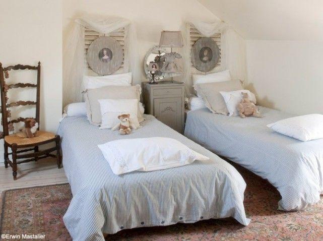 Les 40 plus belles chambres de petites filles | chambre filles ...