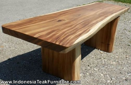 Wooden Table Outdoor Dining Table Bali Furniture Wooden Outdoor Furniture Teak Wood Furniture Teak Dining Table