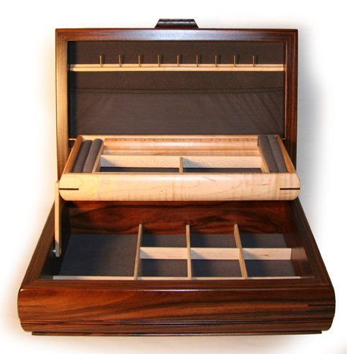 Fine Wood Wording Selecting the Perfect Jewelry Box Pinteres