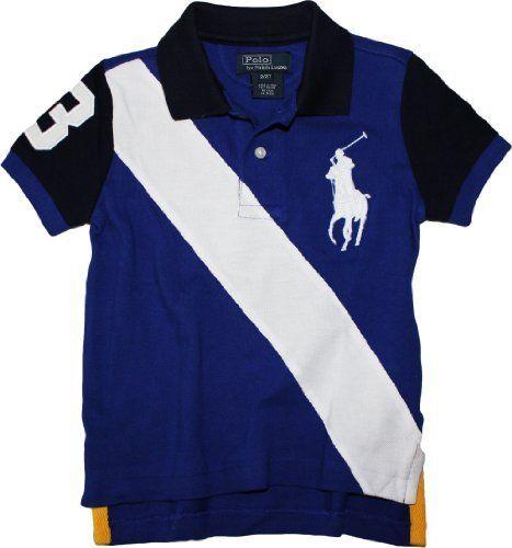 Polo Ralph Lauren Toddler Boy's Big Pony Banner Polo. Royal Rugby. Ralph Lauren.http://i0.wp.com/www.amazon.com/dp/B00CKU3EI8/ref=cm_sw_r_p…