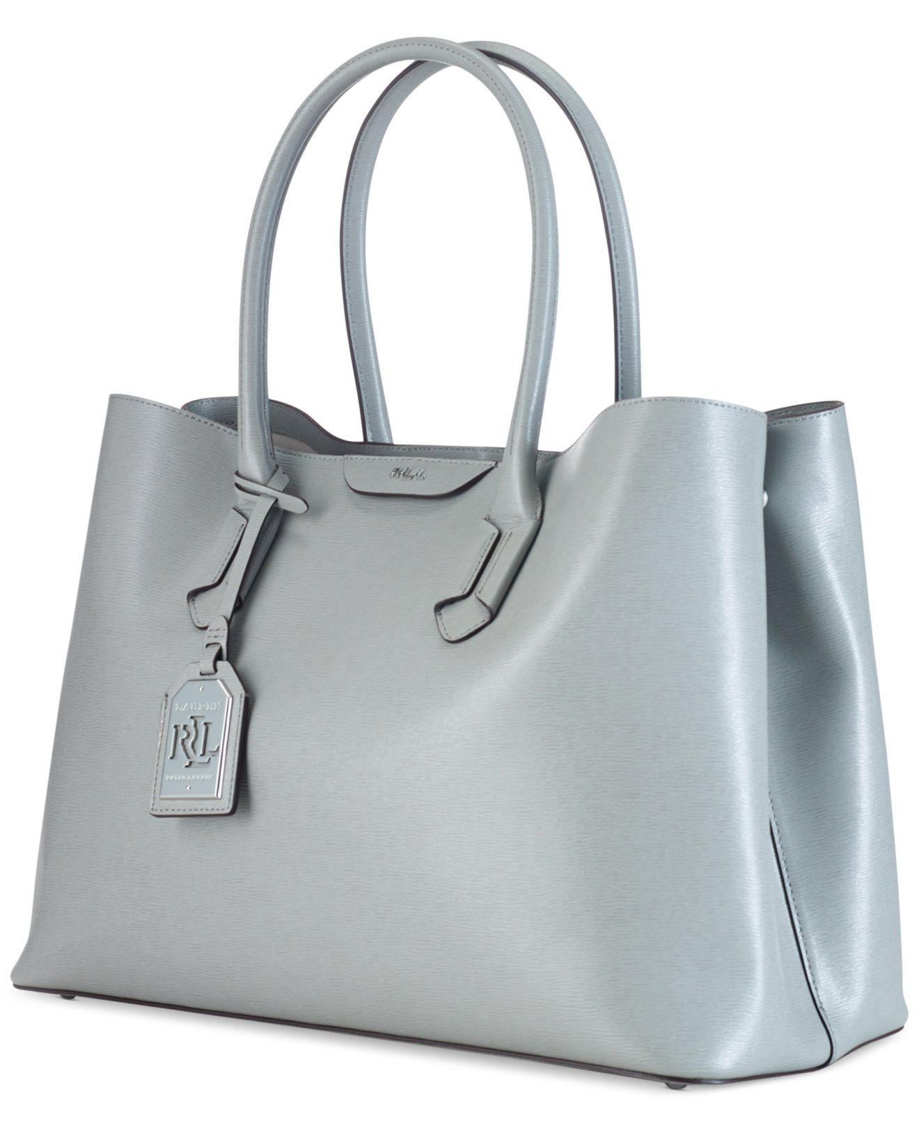 Lauren Ralph Lauren Tate City Tote - All Handbags - Handbags \u0026 Accessories  - Macy\u0027s