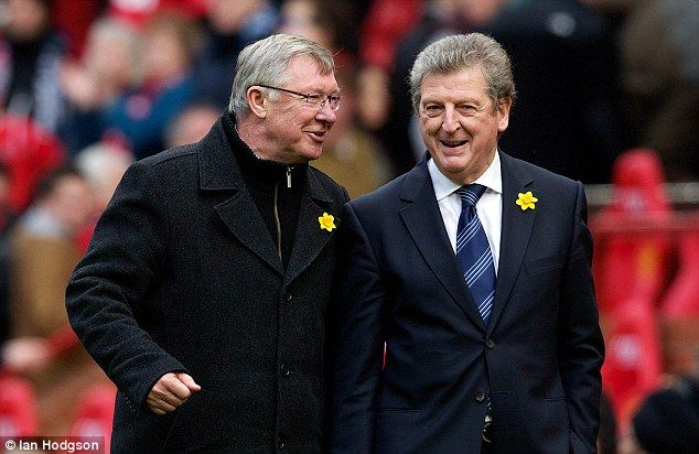 England boss Roy Hodgson was one of the many to pay tribute to Ferguson