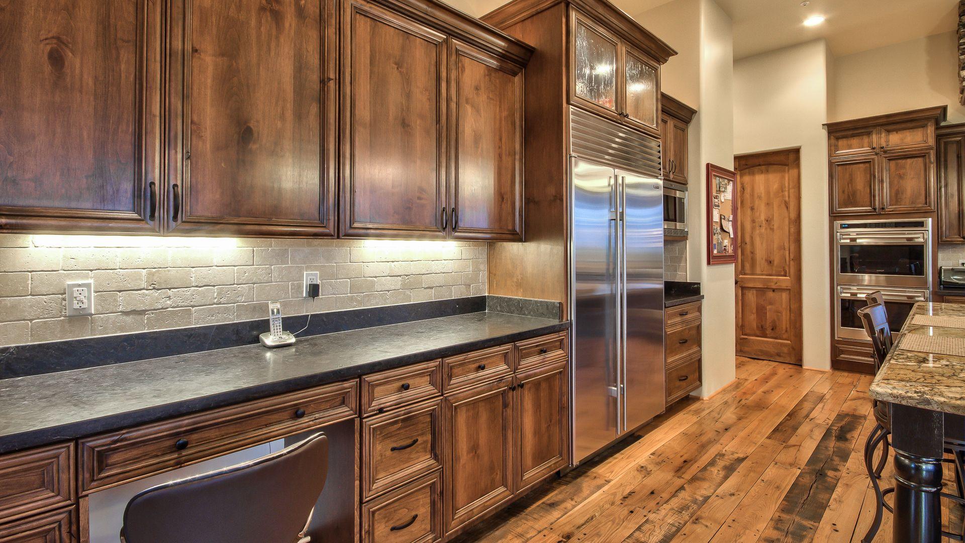 Kitchen. || #Scottsdale #Arizona #AZ #Custom #Luxury # ...