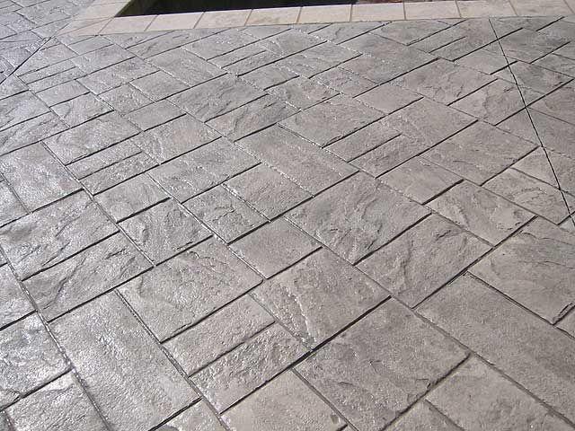 Ashlar Stamped Concrete Patterns Google Search