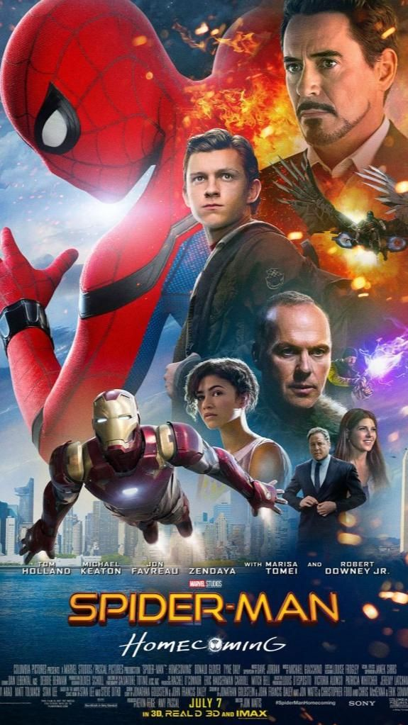 """Spiderman Homecoming Poster: 40+ Amazing Posters for """"Spidey Fans"""""""