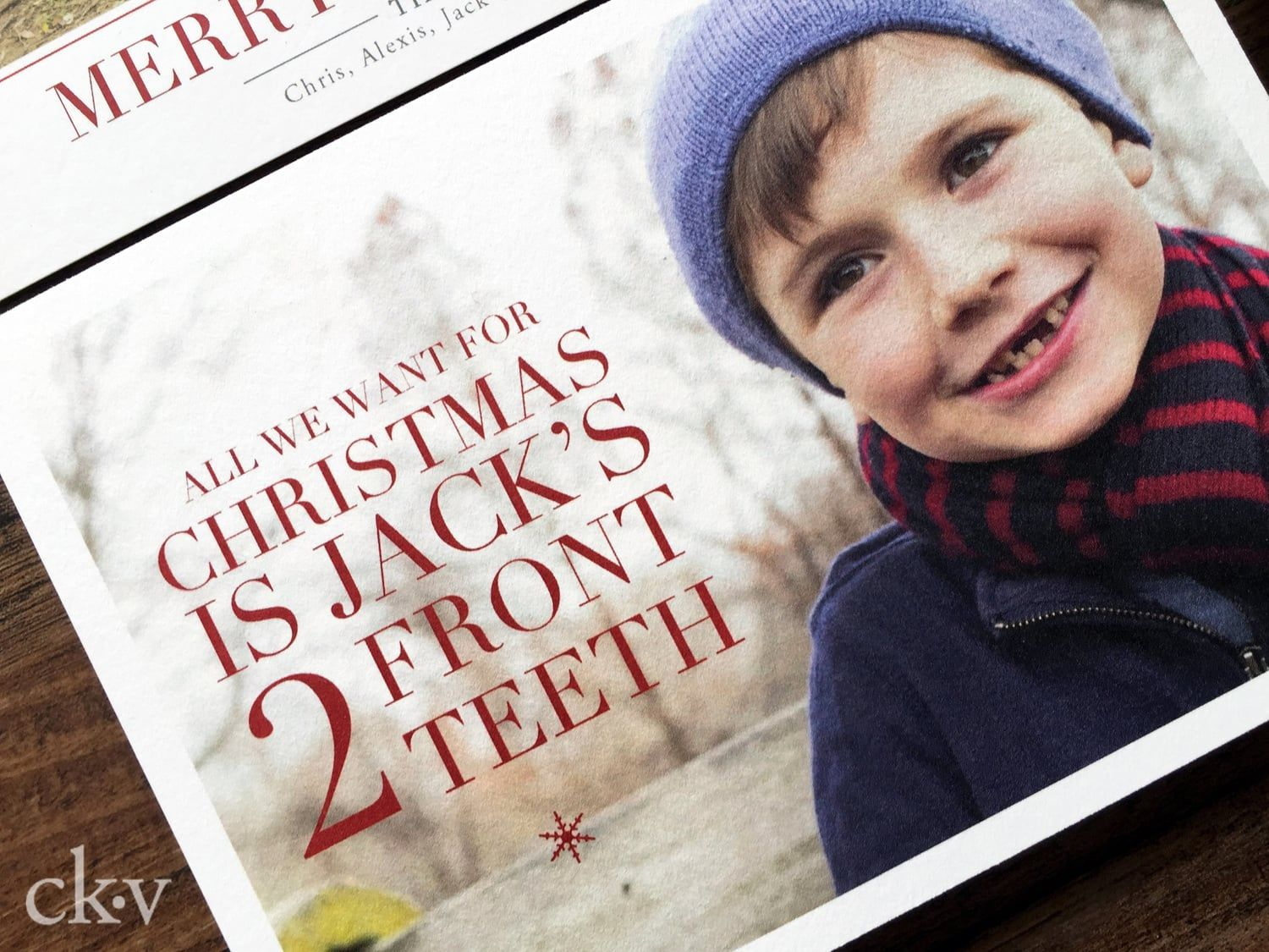 All I Want For Christmas Is My Two Front Teeth Christmas Card Front Teeth Couture Wedding Invitations Teeth