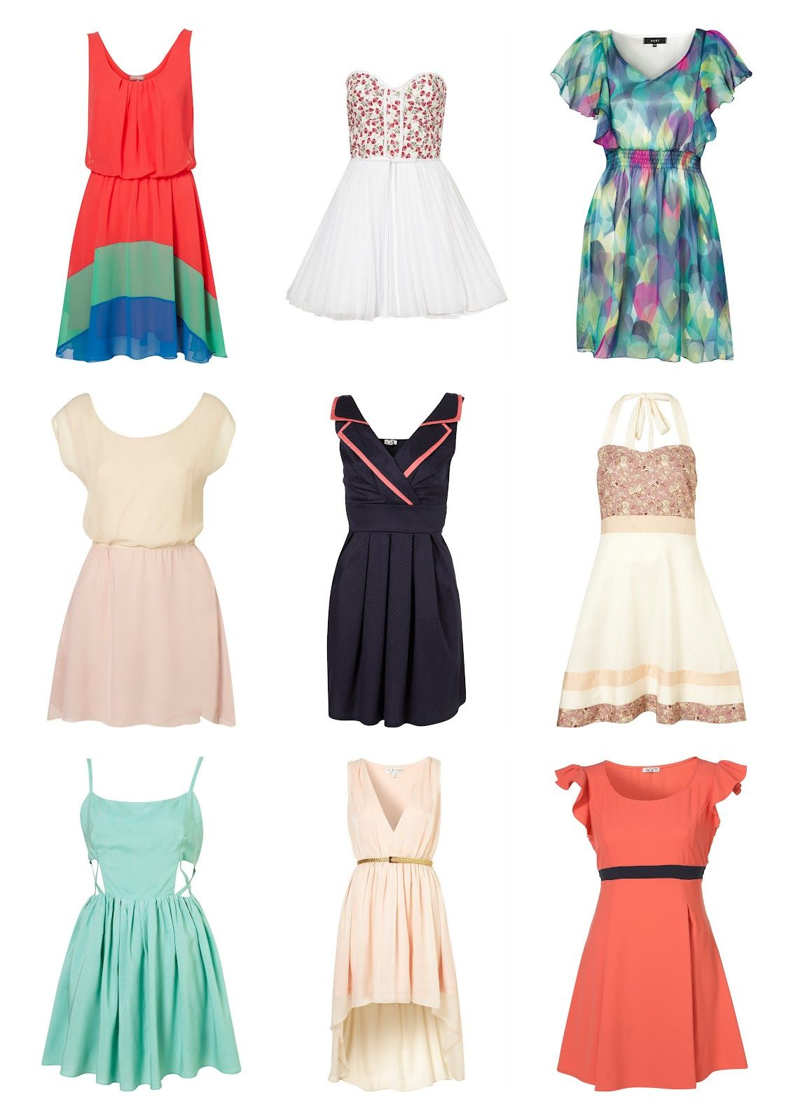 Cute Clothes For Summer | Cute Summer Outfits Designs | Pinterest ...