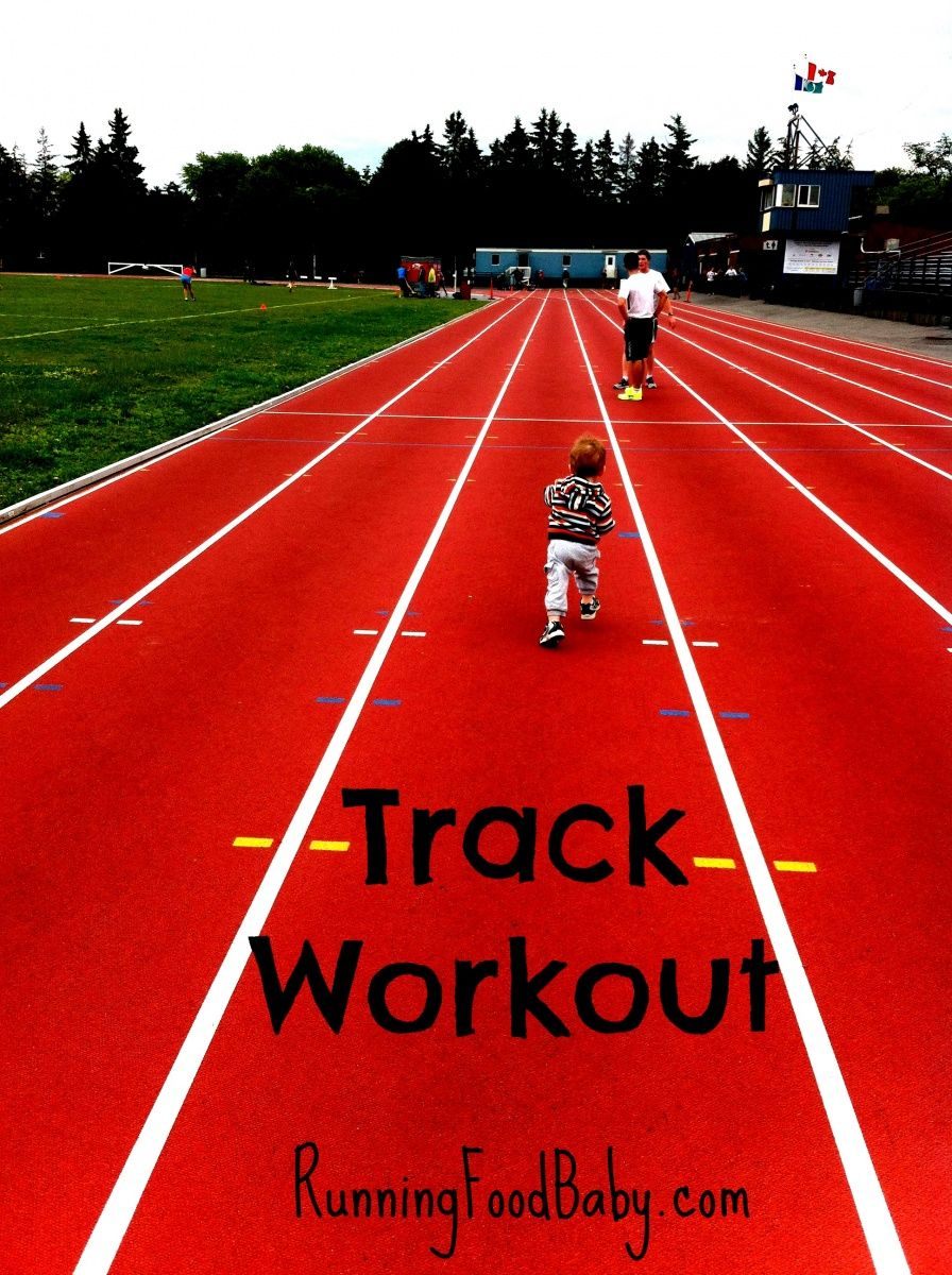 Here's the anatomy of a track workout from Rebecca at www