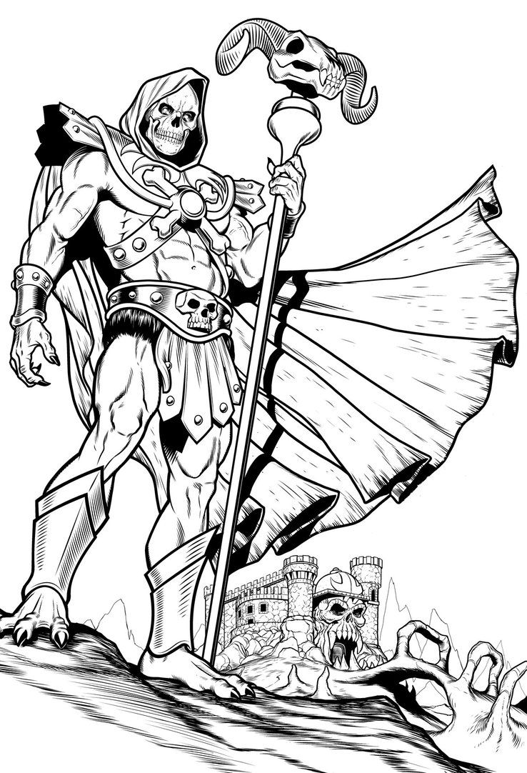 Thundercats Printable Coloring Pages