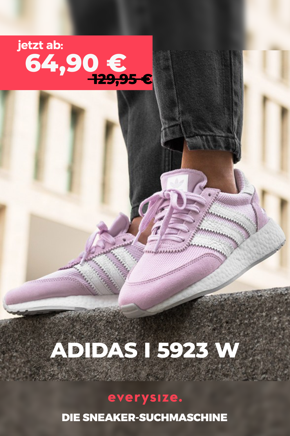 adidas Originals I 5923 W in pink D96619 | Sneaker DEALS