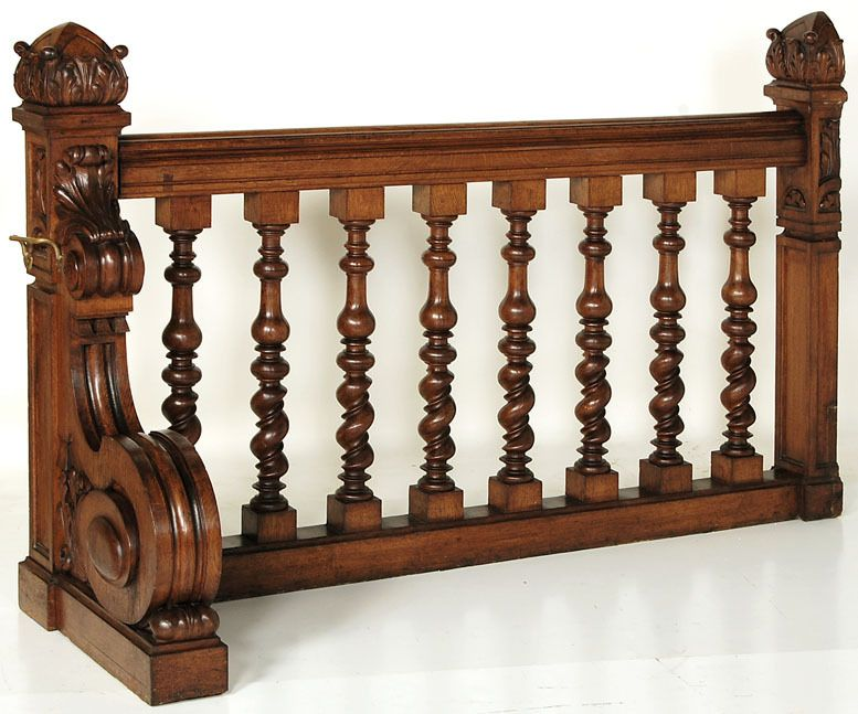 Best Antique Louis Xvi Banister From A Unique Collection Of 640 x 480