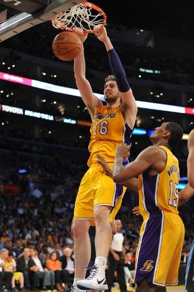 Denver Nuggets Vs Los Angeles Lakers Photos May 12 2012 Espn Los Angeles Lakers Lakers Win Lakers