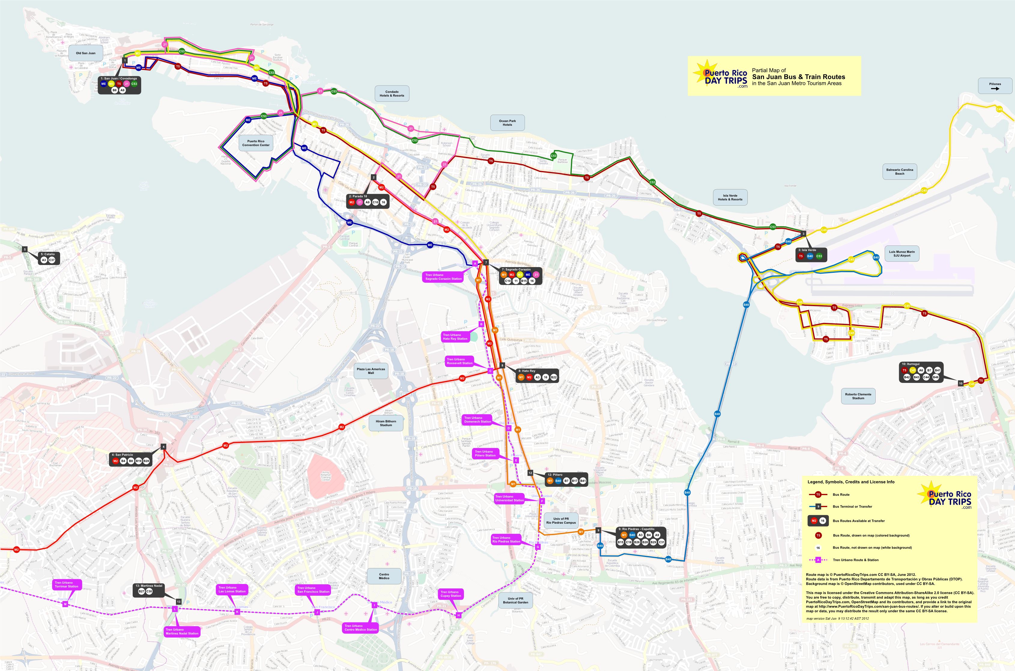 kauai bus route map San Juan Bus Route Map Just In Case We Need It Bus Route Map kauai bus route map