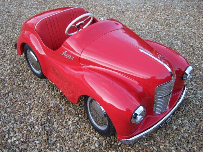 Austin J40 Childs Pedal Car C'1950s Classic Car Previously