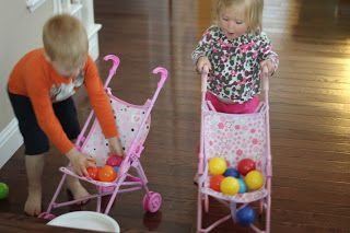 Toddler Approved!: Cool Math Activities for Kids: Stroller Number Fun