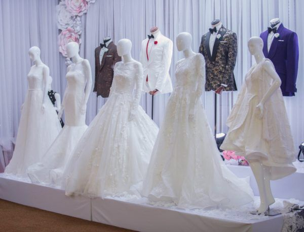 Your Exclusive Look at the Weddings by Mai Atafo Bridal Court at ...