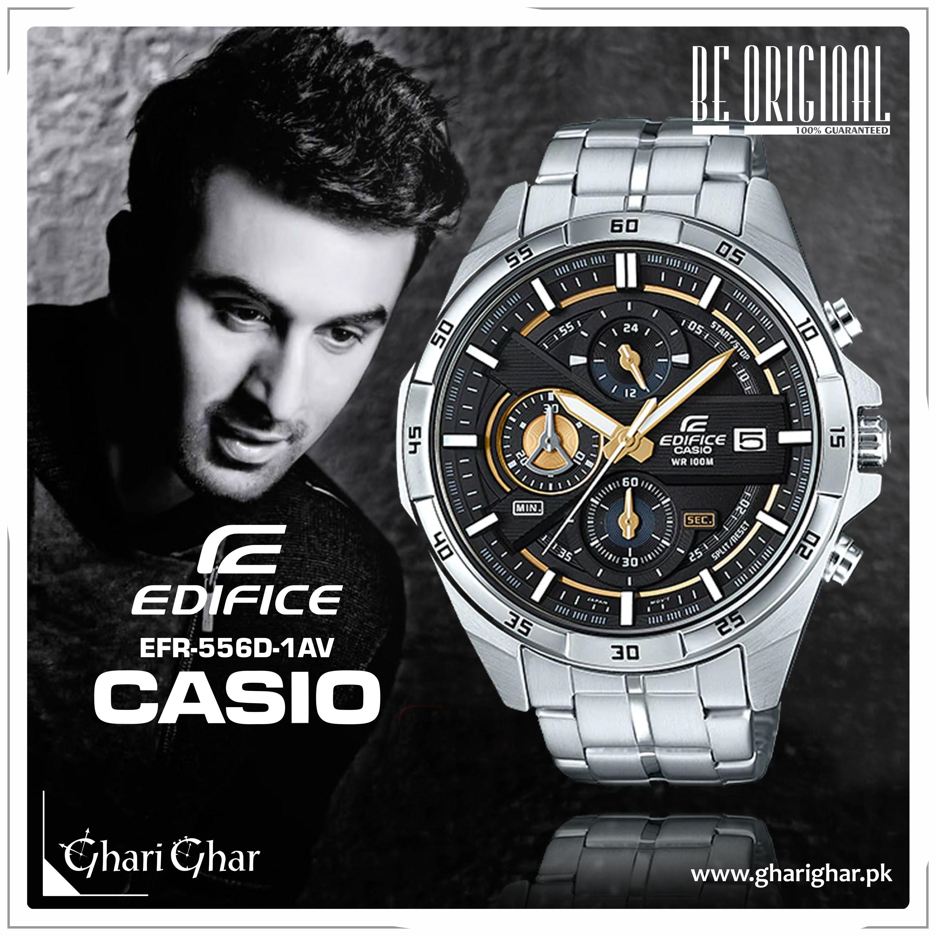 Efr 556d 1av | Casio protrek, Protrek, Watches
