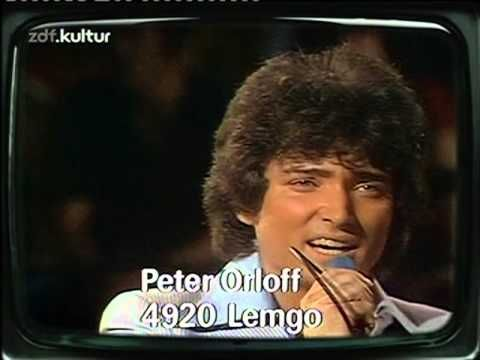 Peter Orloff-Suchst du die Liebe - YouTube   Deutsche