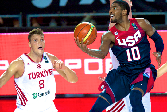 Usa Vs Turkey Score And Twitter Reaction For Fiba World Cup 2014 World Cup 2014 World Cup World