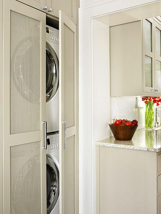 Washroom Remedy Diseno De Lavadero Almacenamiento De Despensa
