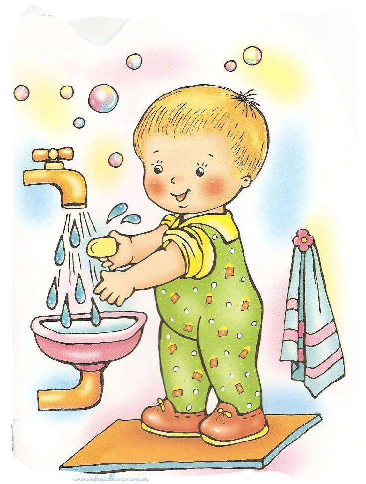 Cancion Para Lavarse Las Manos Higiene Personal Ninos Habitos