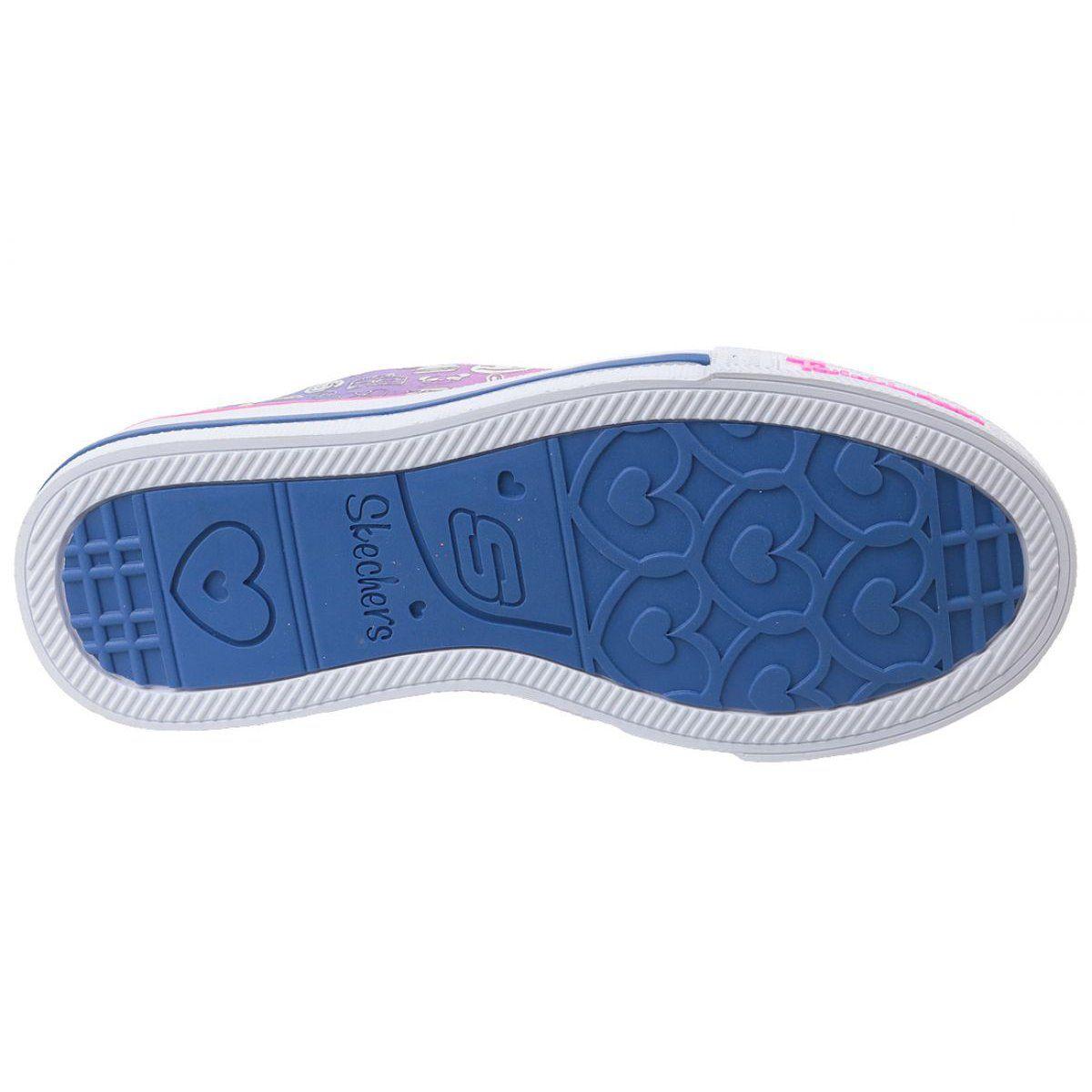 Buty Skechers Step Up Jr 10704l Blnp Wielokolorowe Skechers Childrens Shoes Kid Shoes