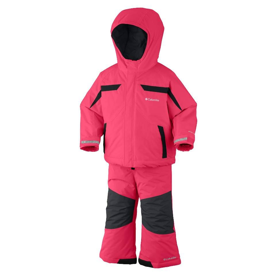 Check out the Columbia Kids' Snow Powder Snow Suit Set n Black/Red on Altrec.com