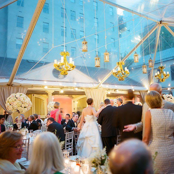 Reception Ceremony Held: Decatur House On Lafayette Square, Where Elizabeth And