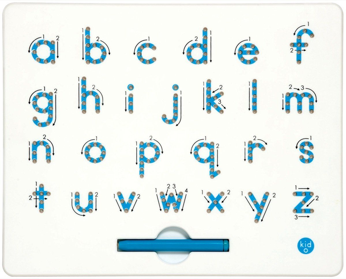Kid O Lower Case Magnatab With Images