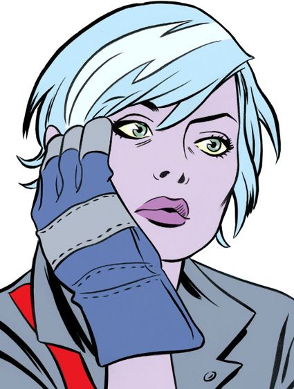 Gwen Dylan - Vertigo comics - iZombie - Roberson and Allred