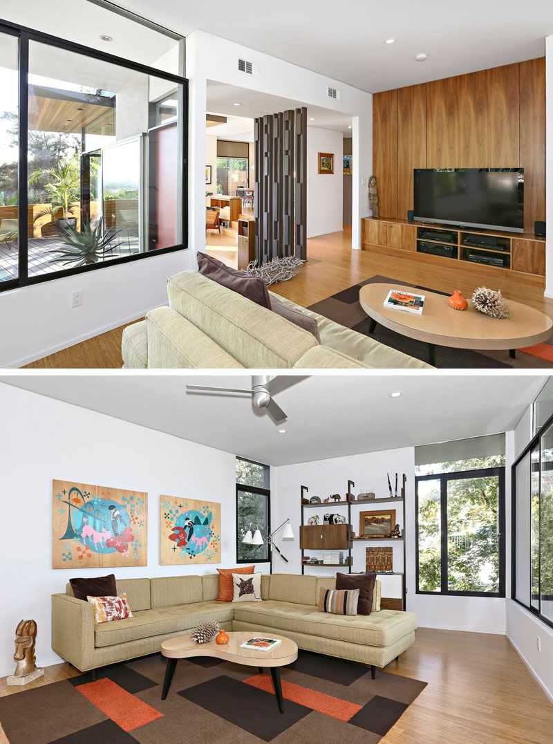 This Renovated House In Los Angeles Has Retained Some Mid-Century ...