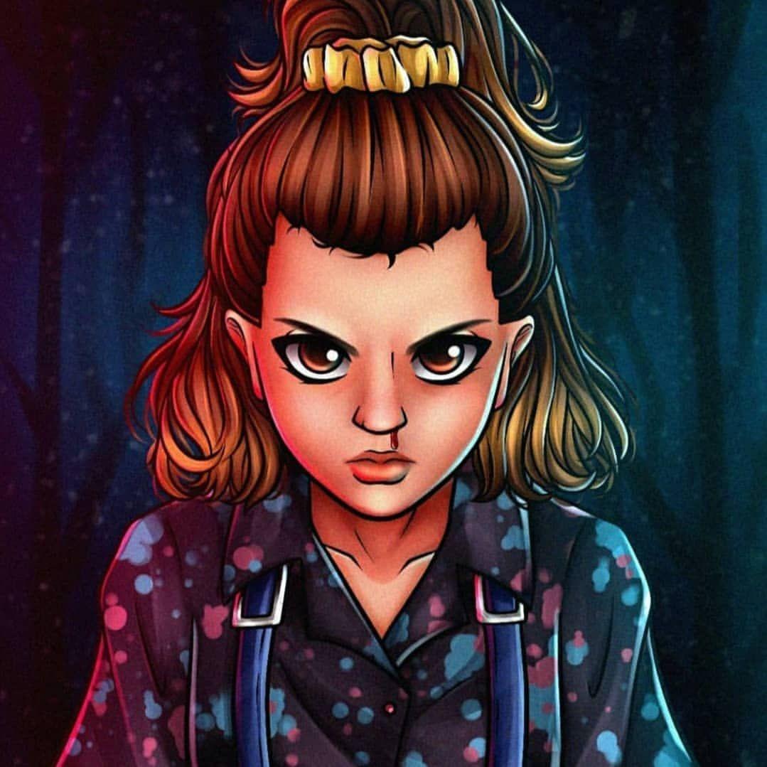 Stranger Things Eleven, Millie Bobby Brown, Season 3
