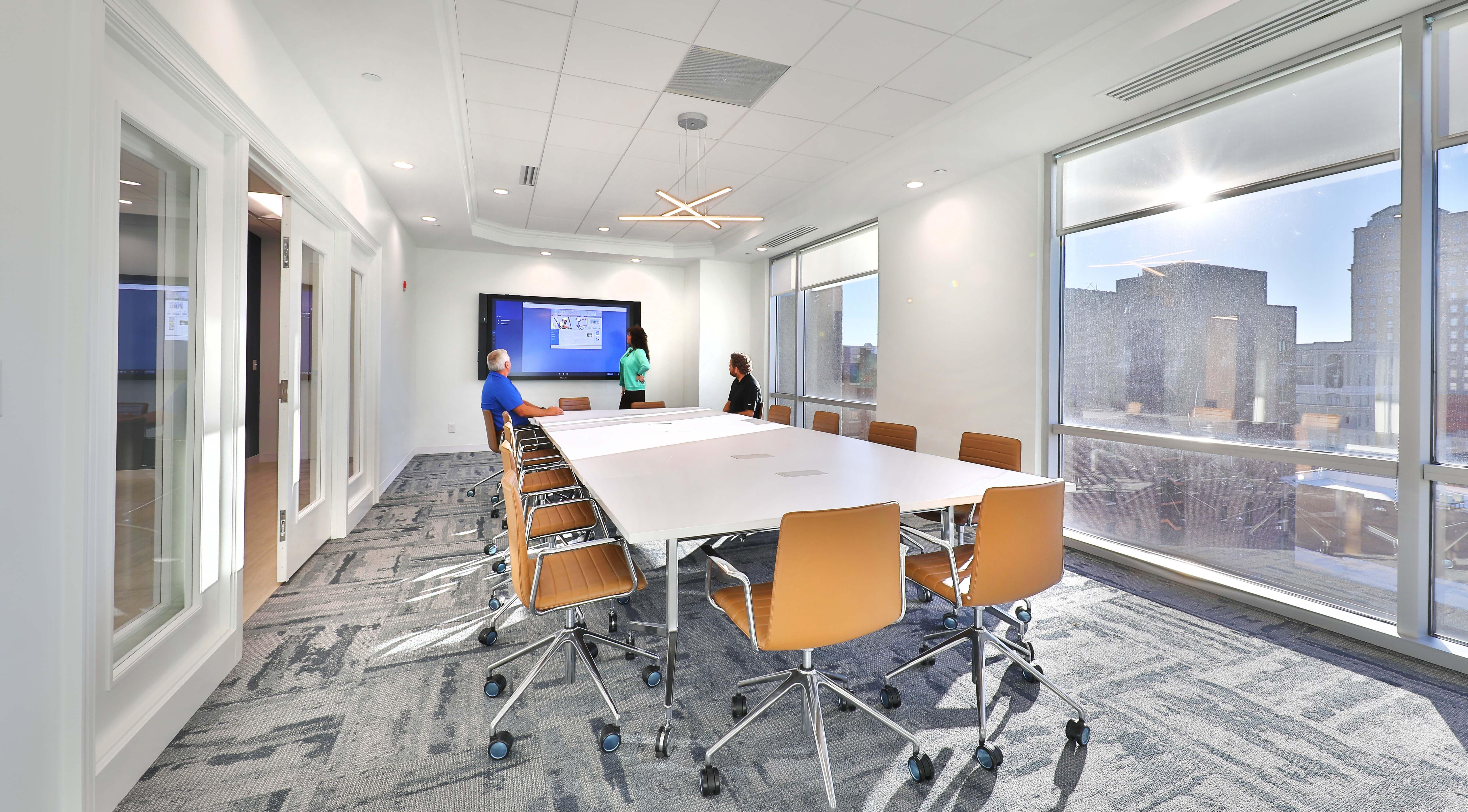 Meeting Rooms Have Evolved And Need To Be Adaptable And With A