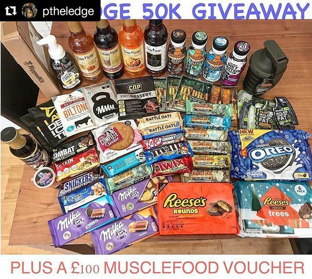 If you live in the UK be sure to head over to @ptheledge's page to enter his 50k giveaway! Insane selection of products, including our very own December box 👍😉 ・・・ So all I can say is WOW and THANK YOU for choosing to follow me!  50K followers is just a little bit crazy and can honestly say I never ever contemplated even coming close to this milestone! 🤗 So here is my 50k Giveaway! ➖➖➖➖➖➖➖➖➖➖➖➖➖➖ A big thank you to all my sponsors for the generosity shown in supplying these amazing…