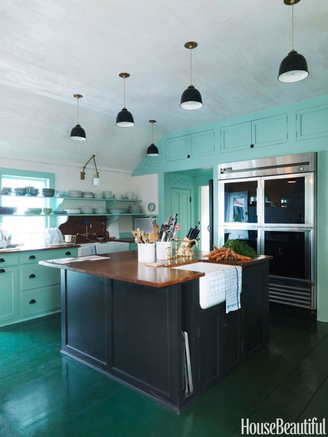 6 New Color Combos That Work All Over the House  - HouseBeautiful.com