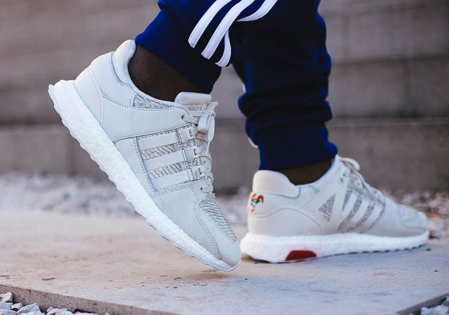 watch ab57e c8a46 Adidas EQT Support Ultra Boost 'CNY' Year of the Roaster ...