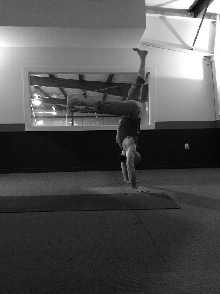 Hand Balance Fundamentals | Yoga movement, Power yoga ...