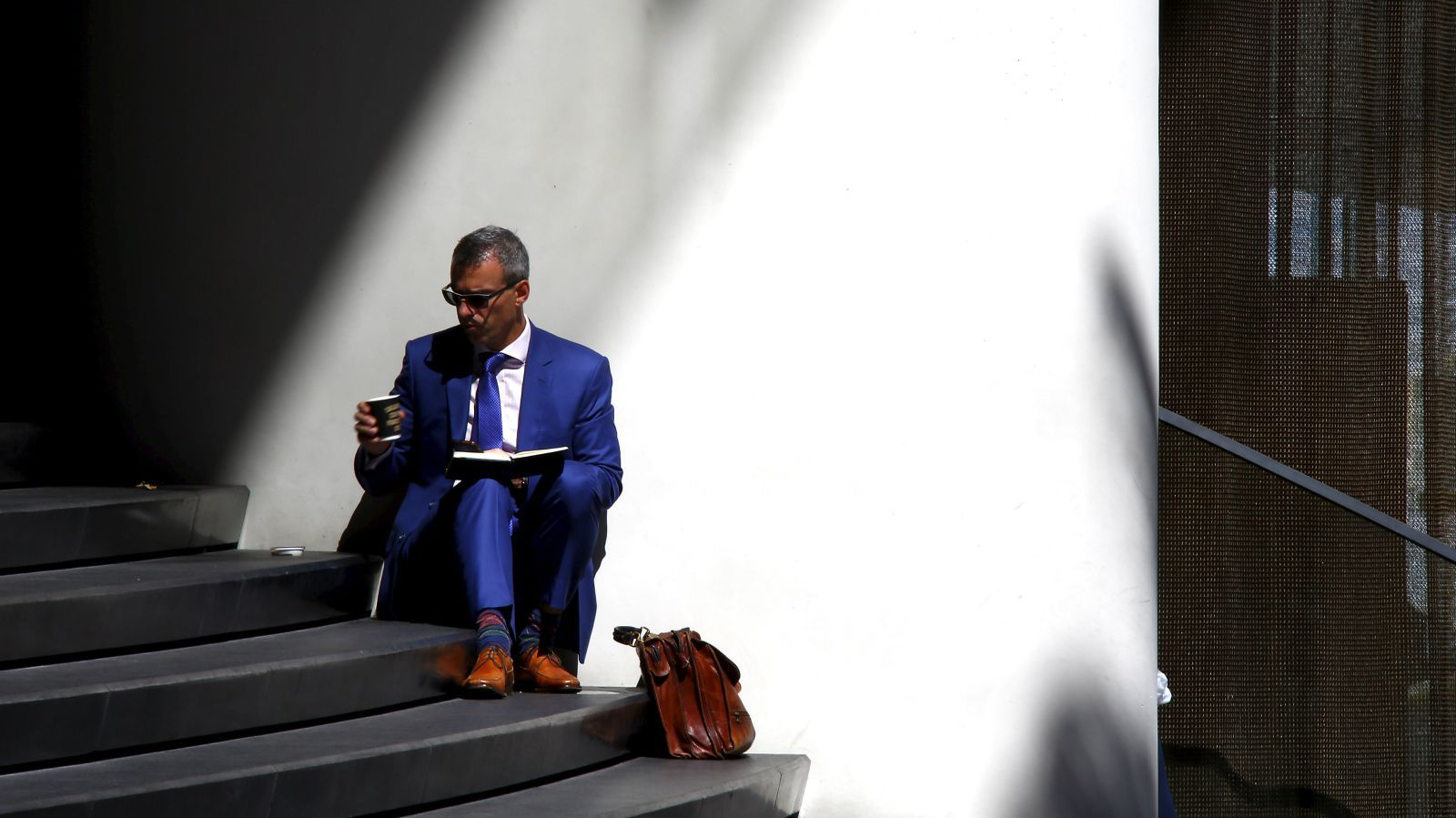 The best productivity hack when you're stuck is to do nothing — Quartz