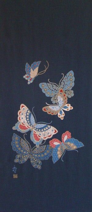 japanese butterfly