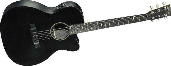 Martin 000cxe Black Acoustic Electric Guitar Martin Guitar Acoustic Electric Acoustic Electric Guitar