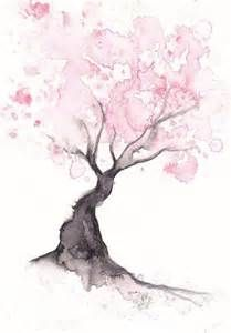 Tree watercolor tattoo - - Yahoo Image Search Results
