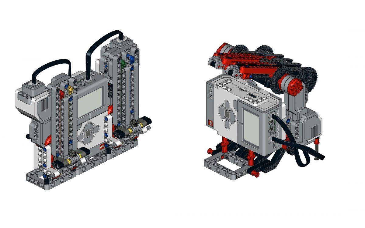 vending machine CityCAMP EV3 Lego education, Lego