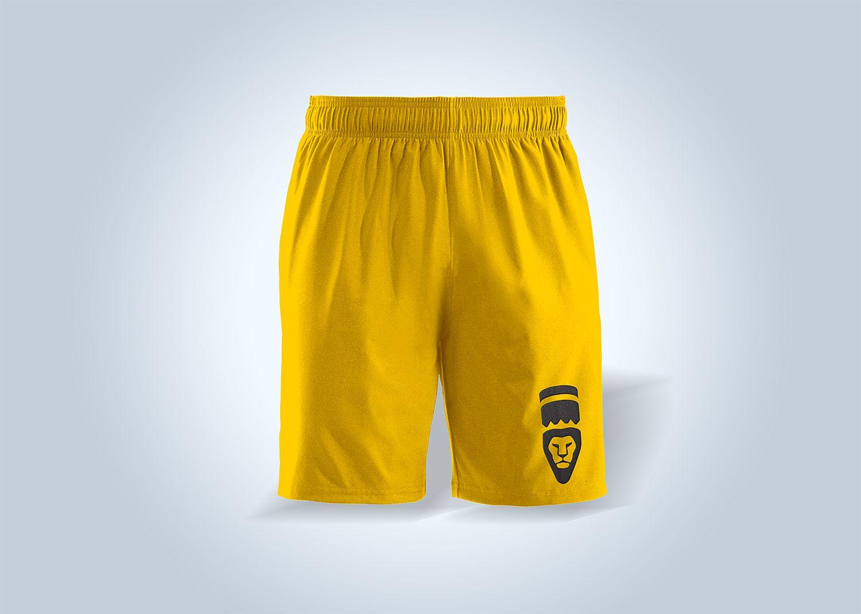 Download Free Training Shorts Mockup Free Mockup Sports Apparel Design Apparel Design Training Shorts