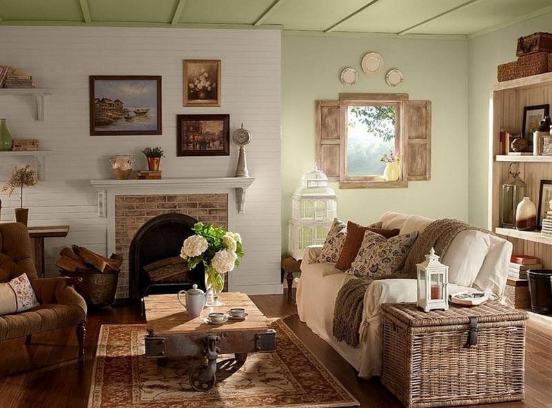 35 luxury comfortable rustic living room with images