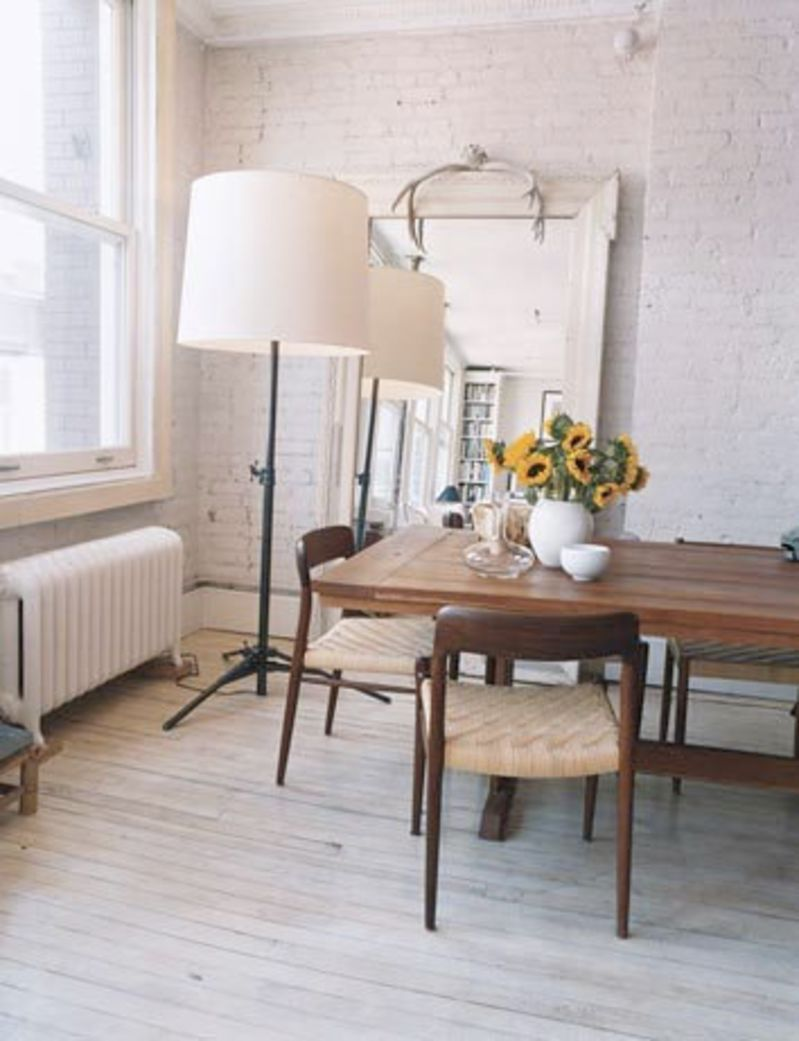 Floor Lamps An Alternative To Dining Room Pendants Apartment Therapy