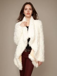 Free People Cascading Sherpa Coat Size -A Marshall's Find-