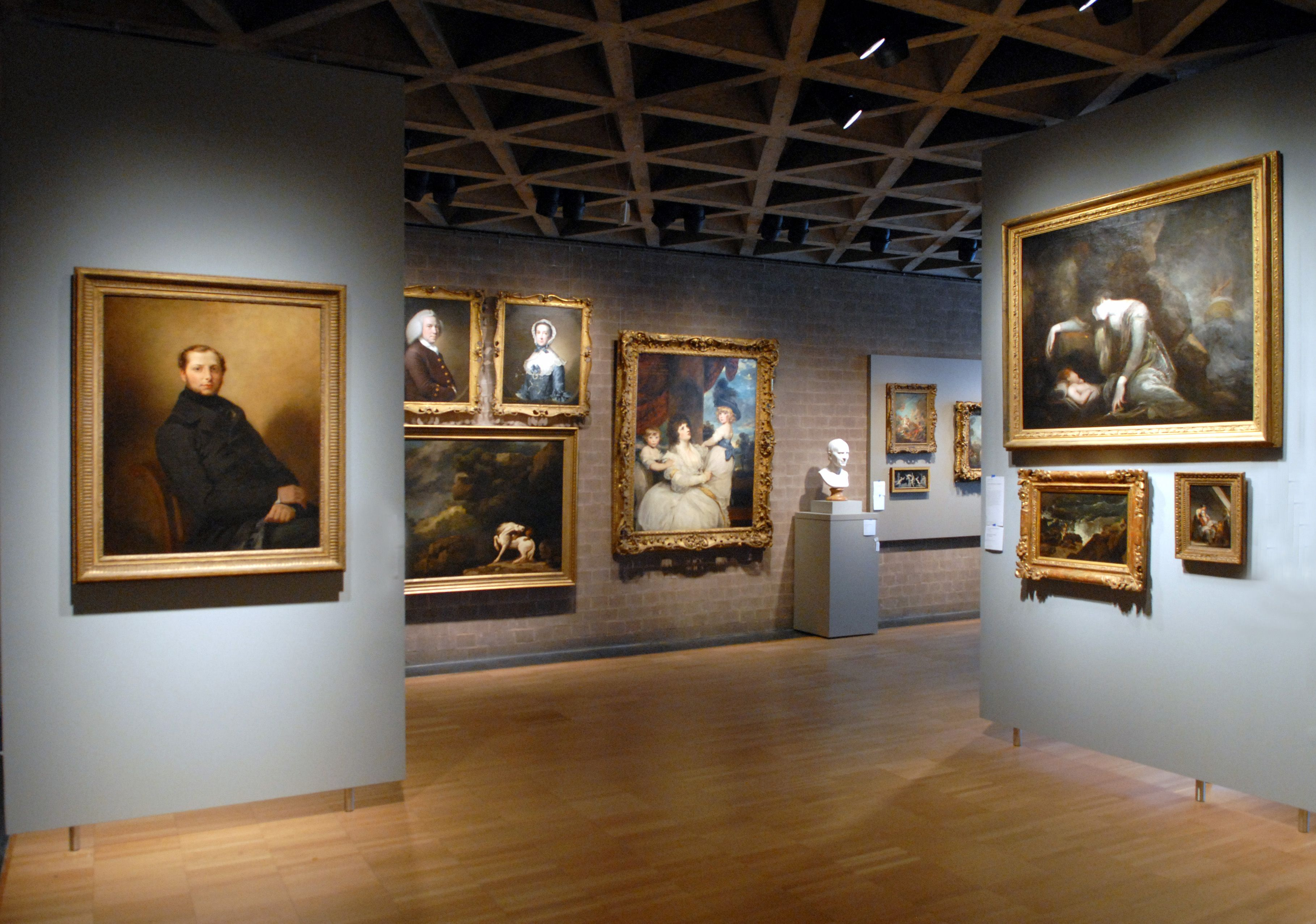 yale university art gallery ideas for gallery interiors