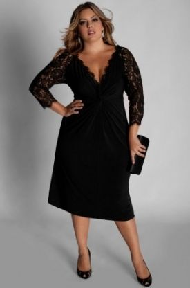 Best Dresses for Plus Size Women - Choosing the perfect dress for ...
