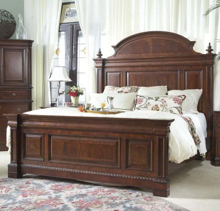 Antebellum King Mansion Bed By Fine Furniture Design Fine Furniture Design Furniture Design Bedroom Design